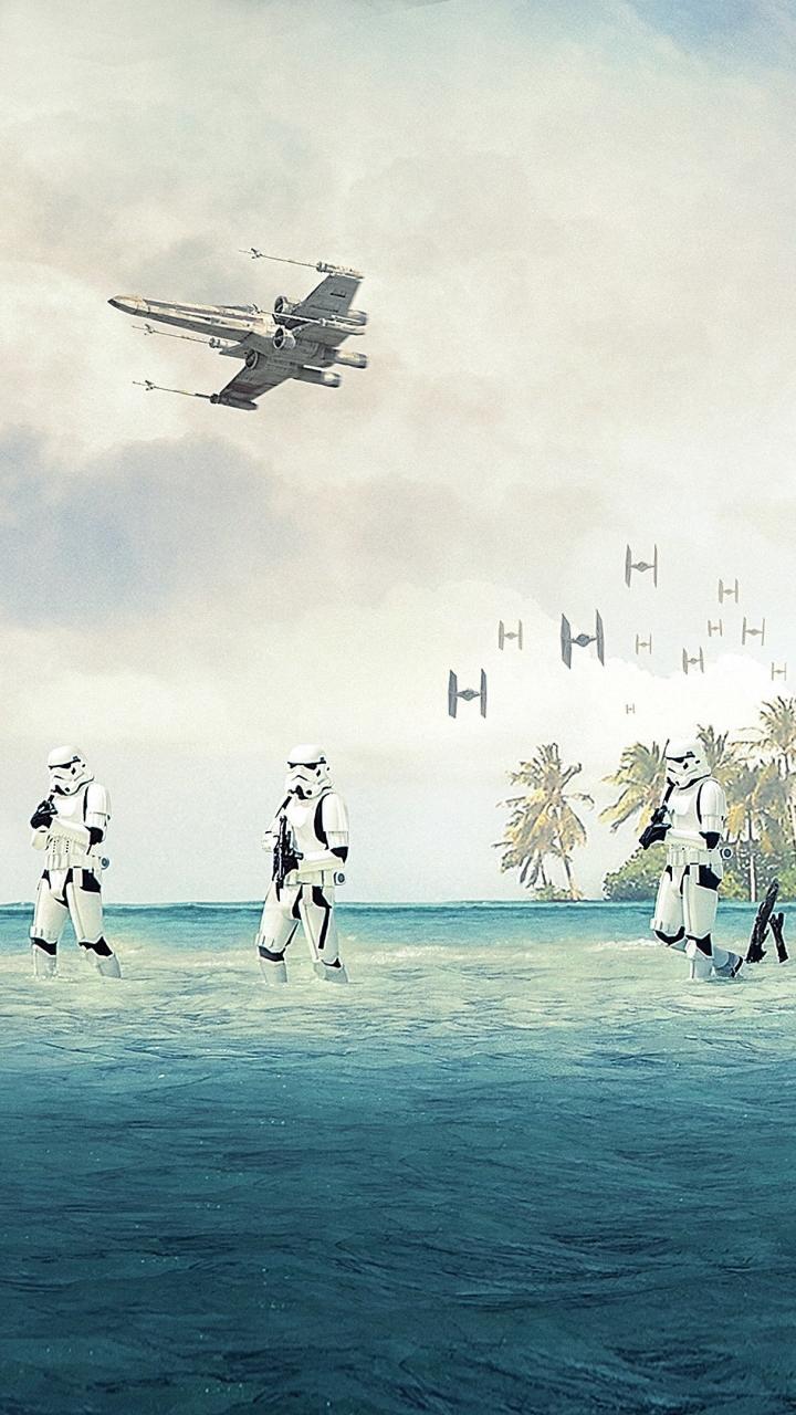 Movierogue One A Star Wars Story 720x1280 Wallpaper Id 691578