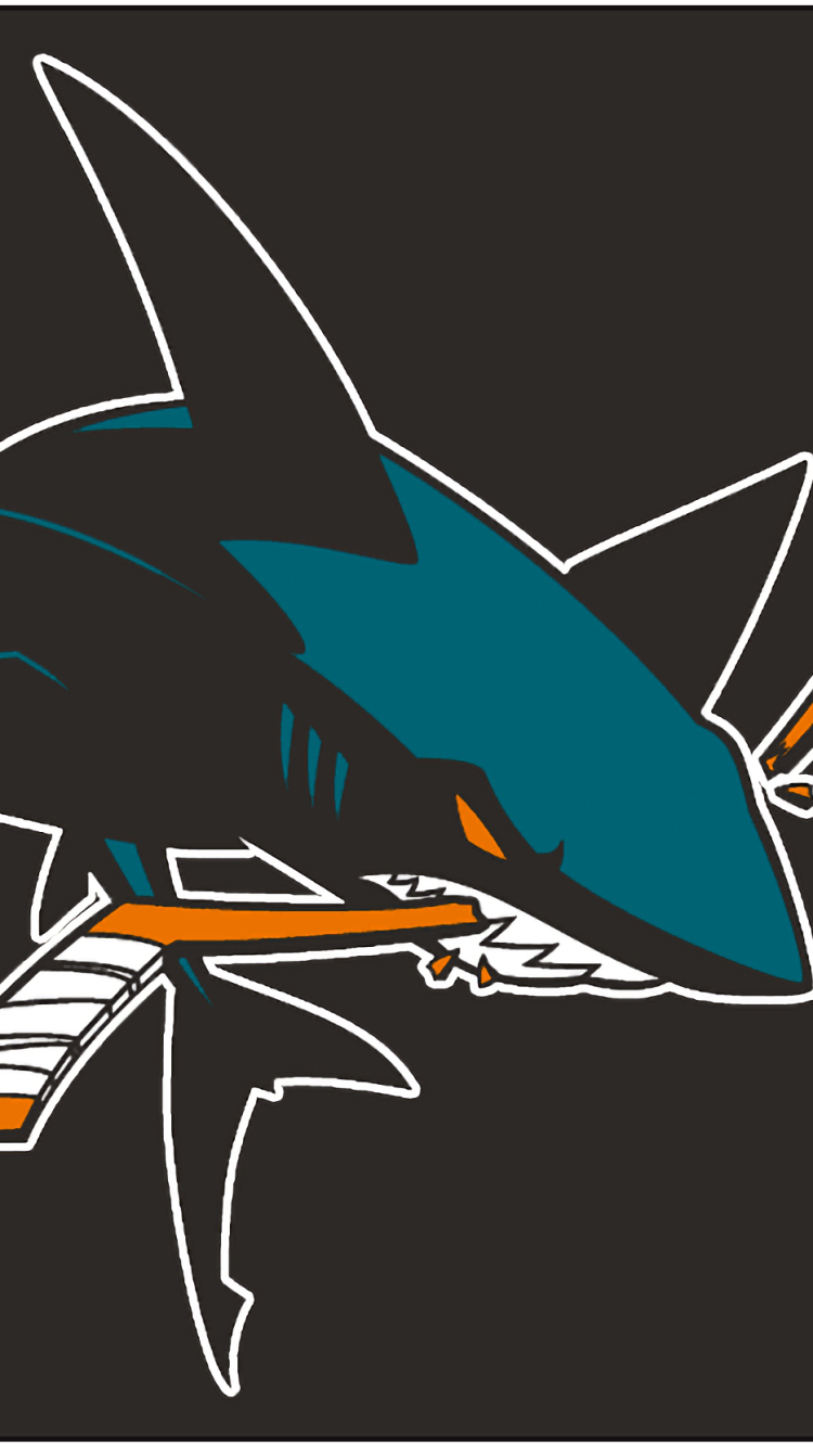 Sports San Jose Sharks 750x1334 Mobile Wallpaper