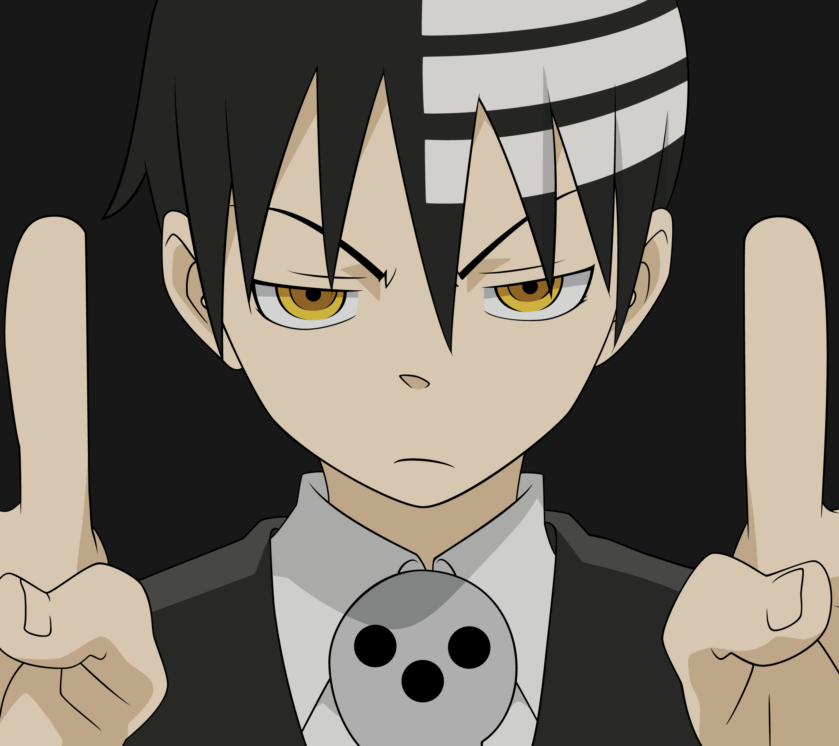 Anime Soul Eater 2880x2560 Mobile Wallpaper