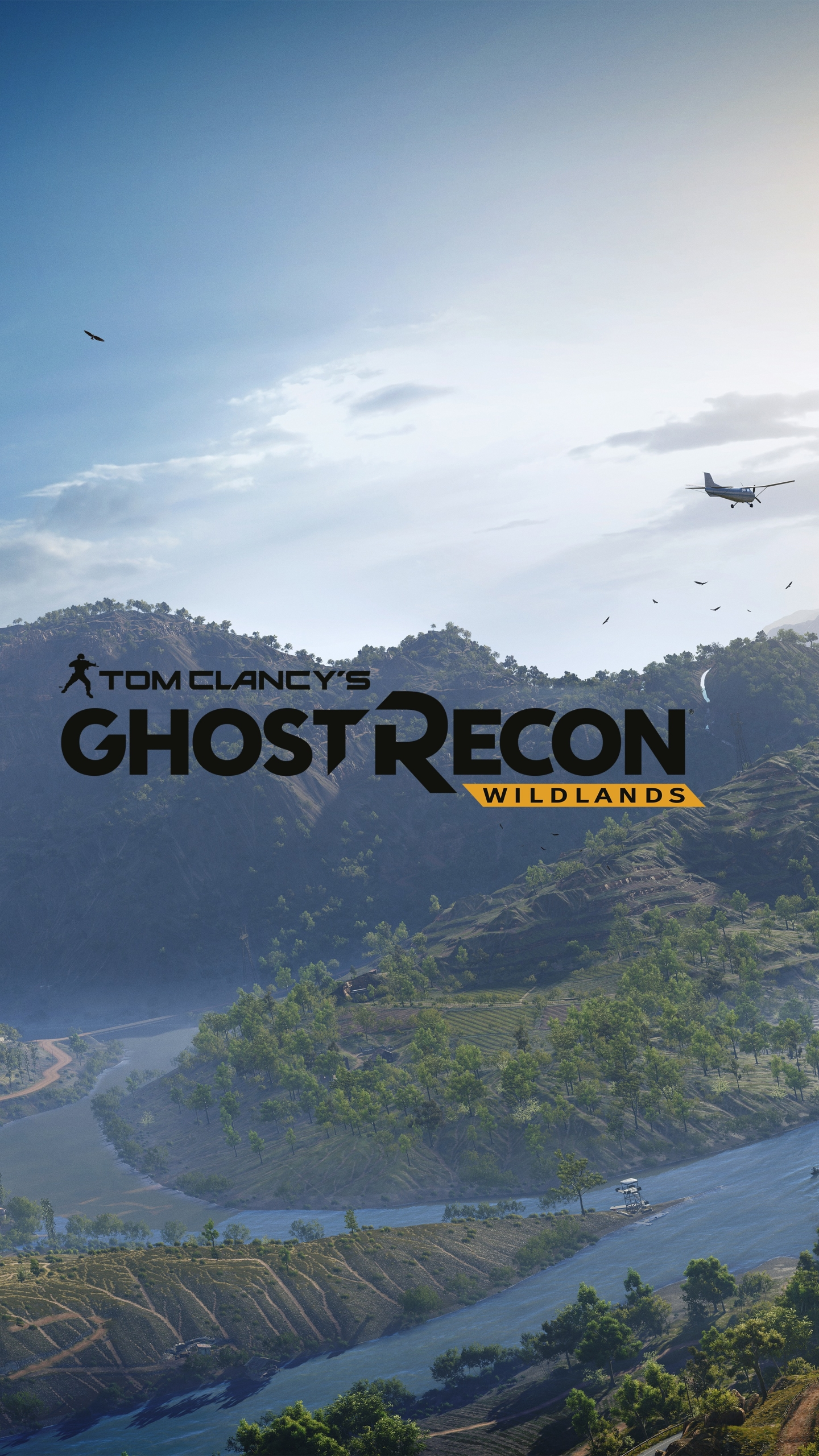 Video Game Tom Clancy S Ghost Recon Wildlands 1440x2560