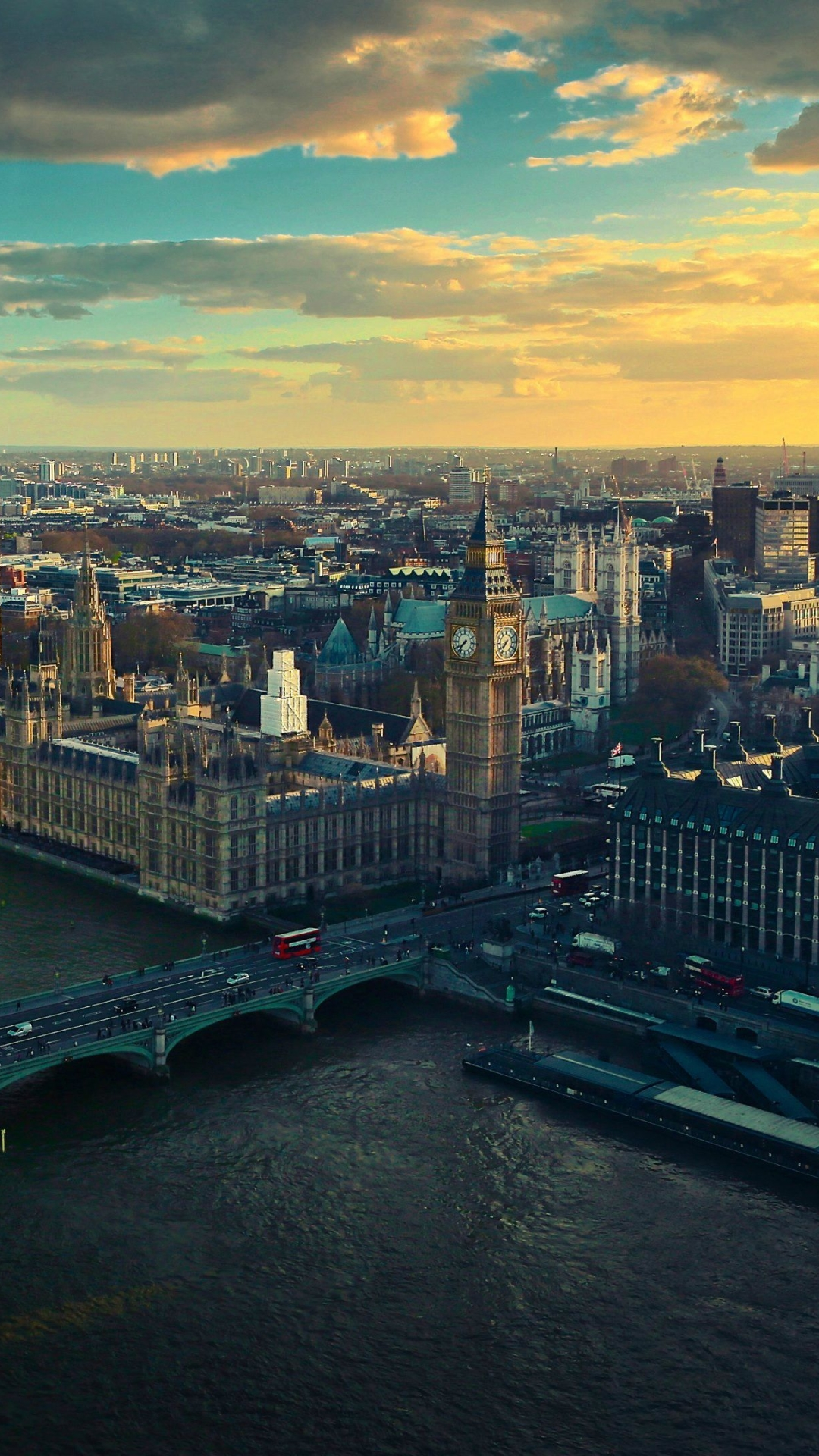 Man Made London 1080x1920 Mobile Wallpaper