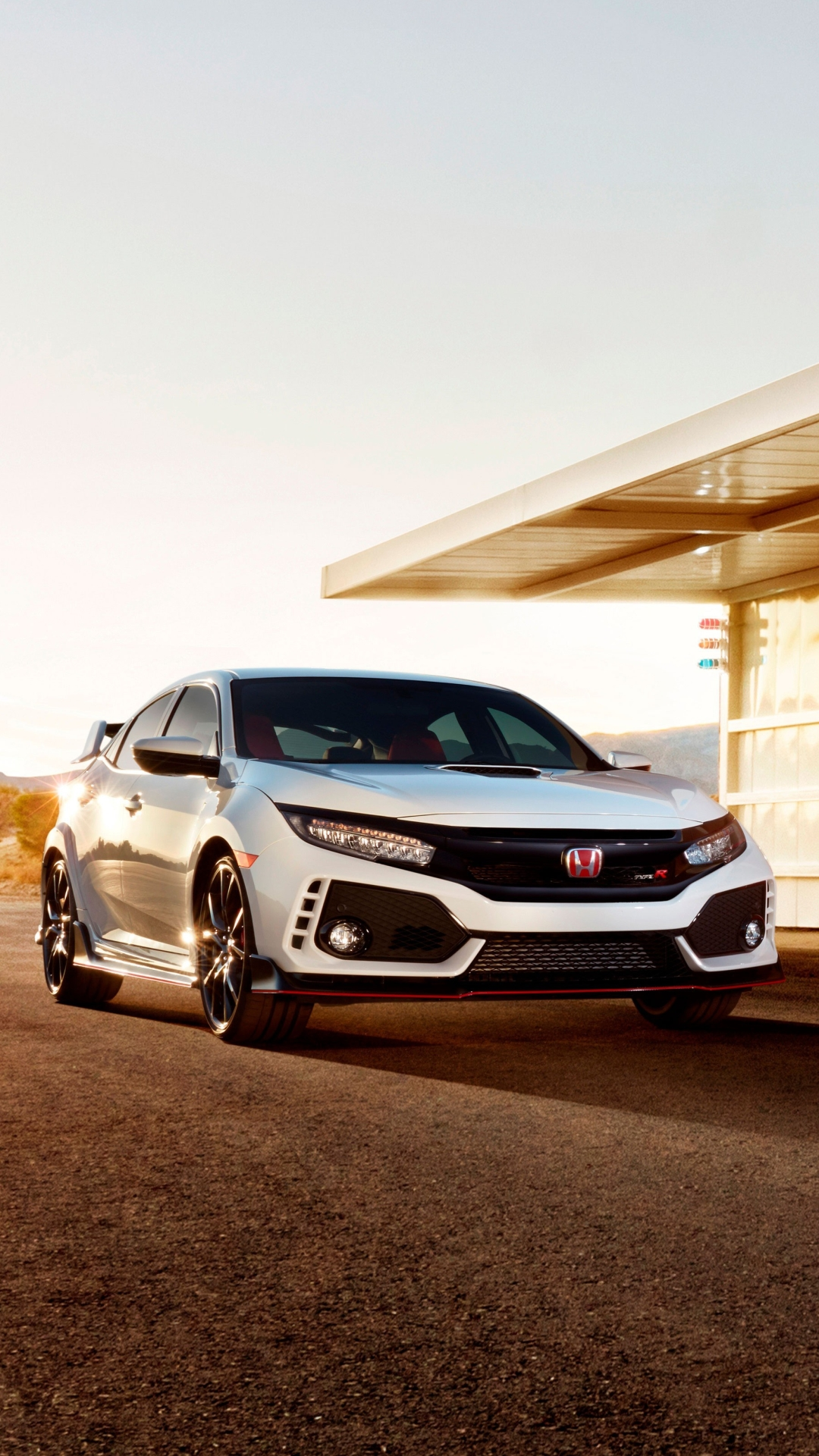 Vehicles Honda Civic Type R 1080x1920 Wallpaper Id 694042