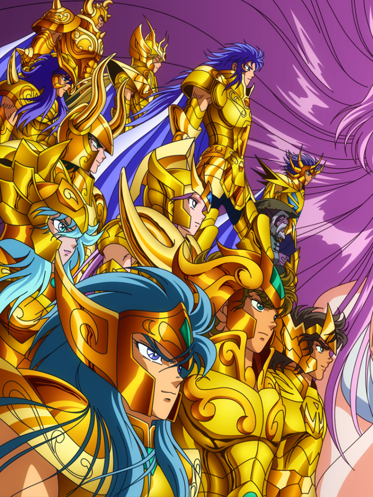 Anime Saint Seiya 768x1024 Wallpaper ID 694734
