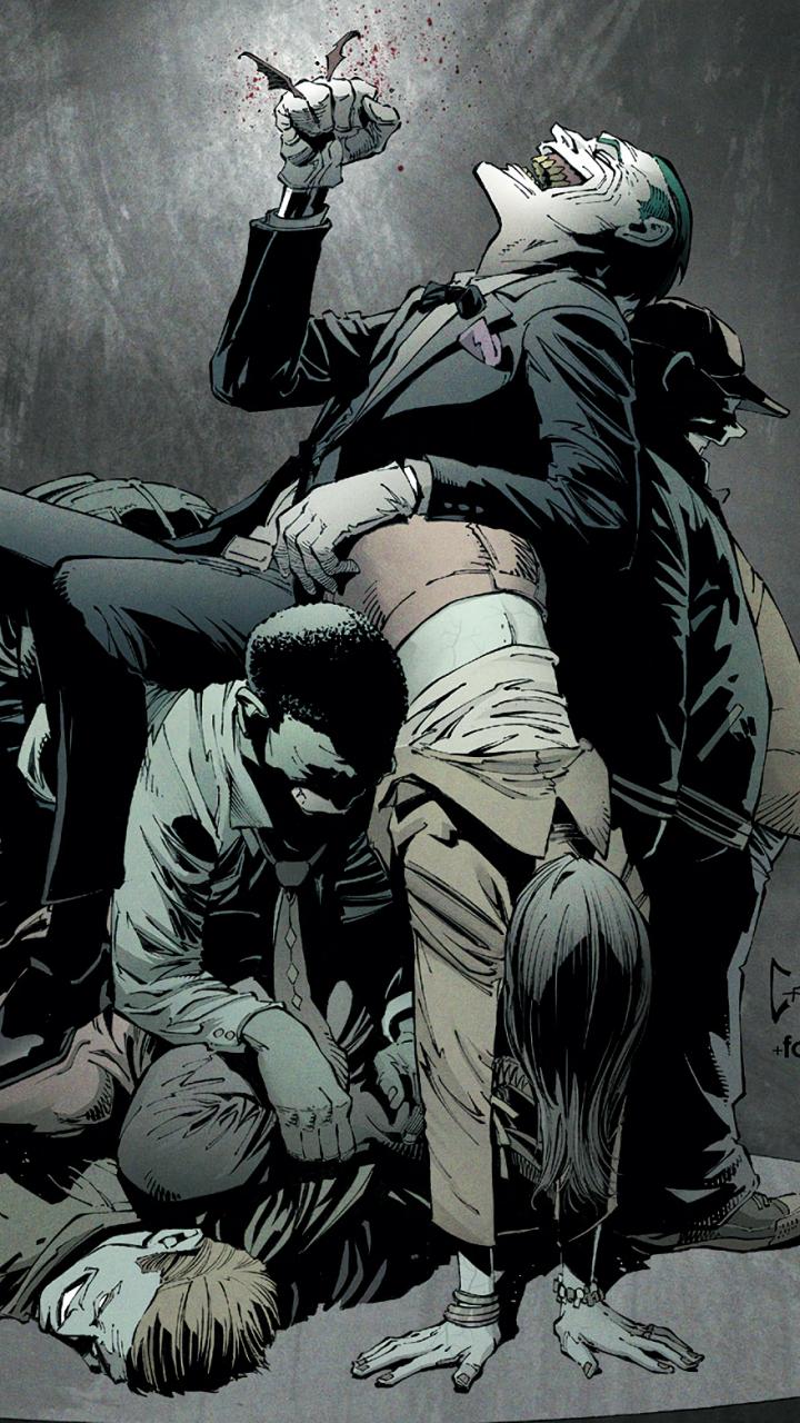 Comics Joker 720x1280 Wallpaper ID 695251