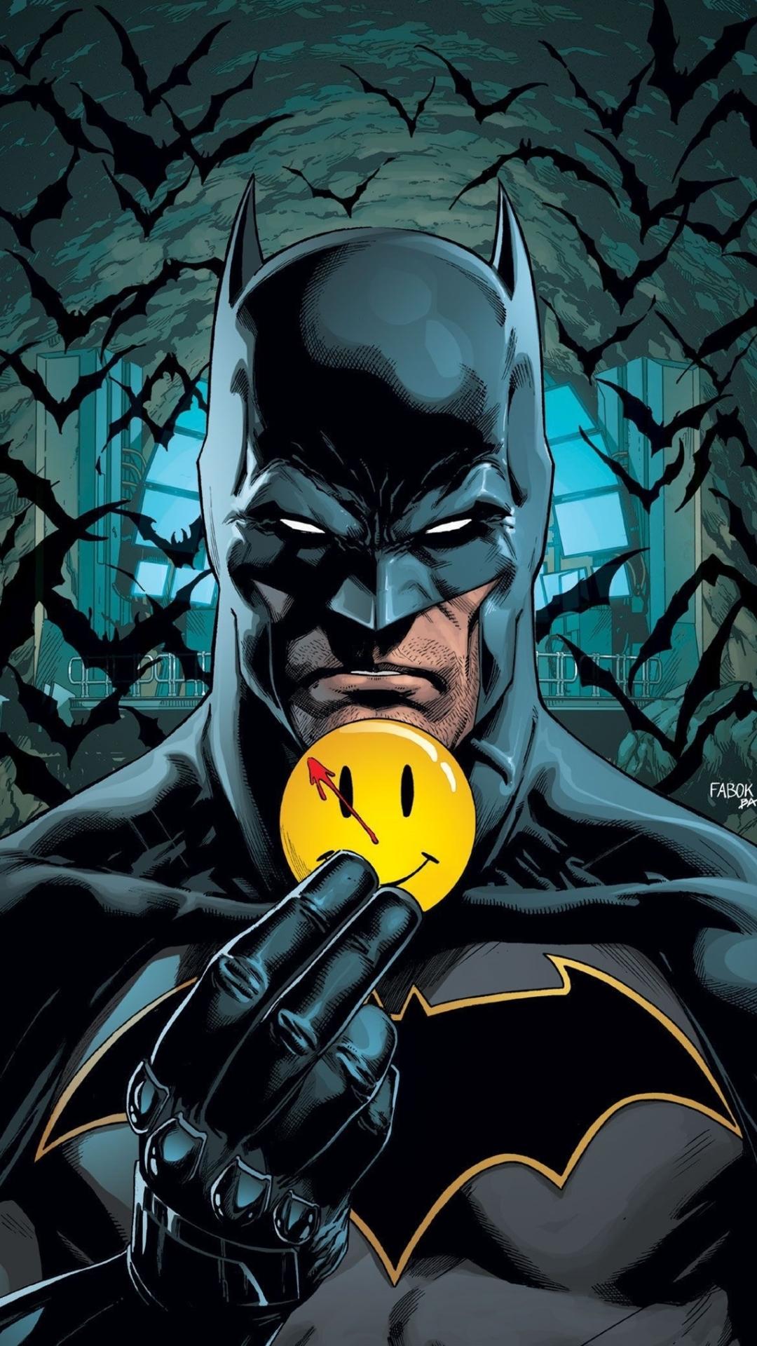 Comics Batman 1080x1920 Mobile Wallpaper
