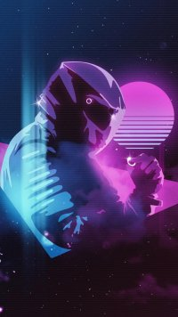 75 Retro Wave Apple Iphone 5 640x1136 Wallpapers Mobile Abyss