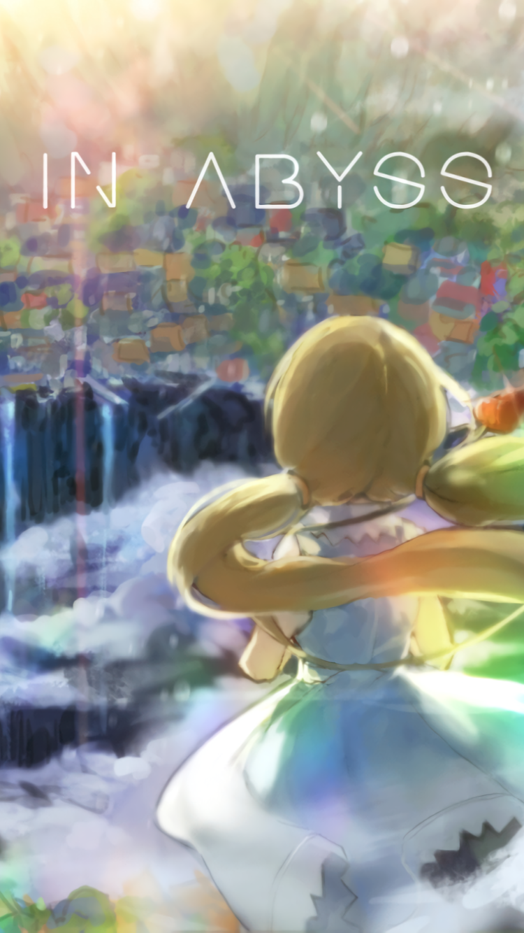 21 Made In Abyss Apple Iphone 6 750x1334 Wallpapers Mobile Abyss