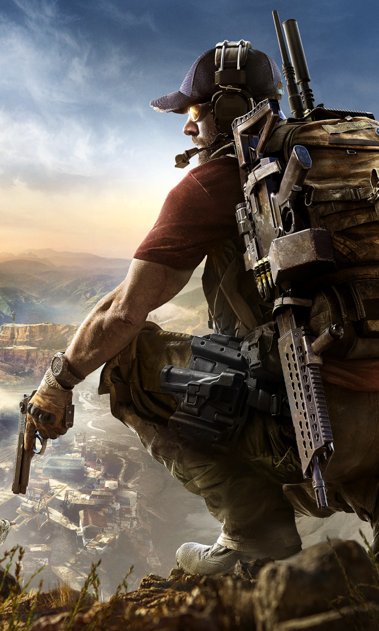 Video Game/Tom Clancy's Ghost Recon Wildlands (768x1280 ...