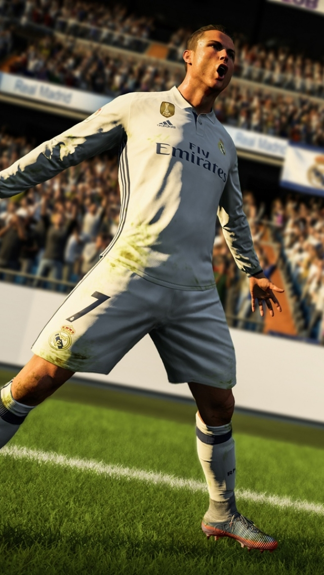 Video Game FIFA 18 540x960 Mobile Wallpaper