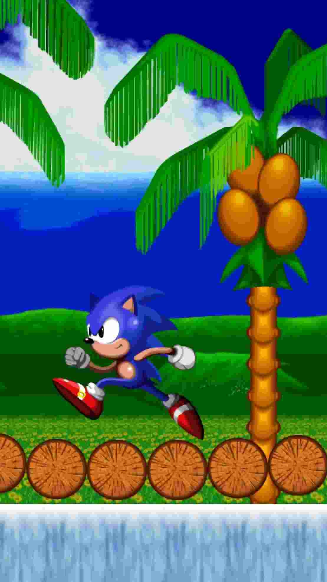 Video Game Sonic The Hedgehog 2 1080x1920 Wallpaper Id 699610 Mobile Abyss