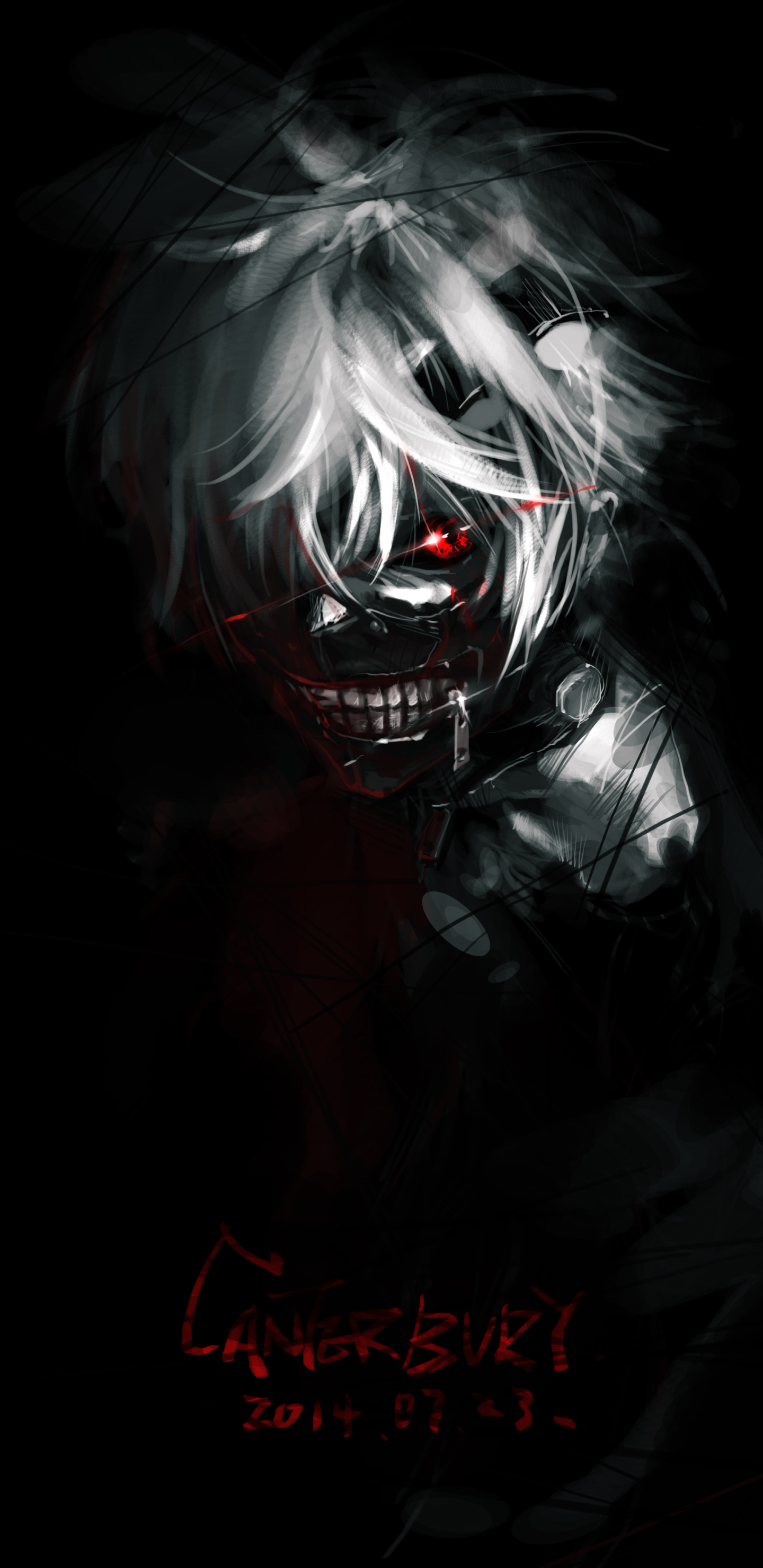 11 Tokyo Ghoul Samsung Galaxy S8 1440x2960 Wallpapers Mobile Abyss