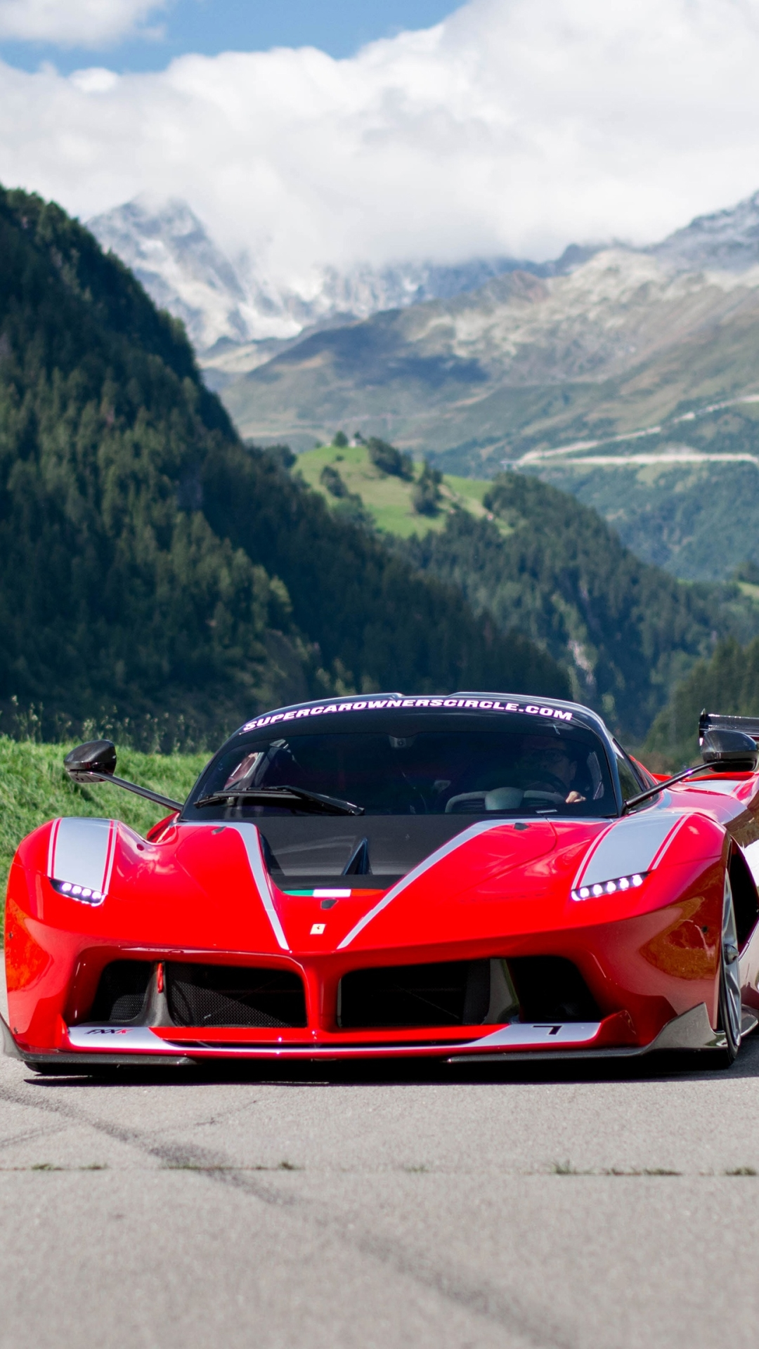 Vehicles Ferrari Fxx K 1080x1920 Wallpaper Id 700469 Mobile Abyss