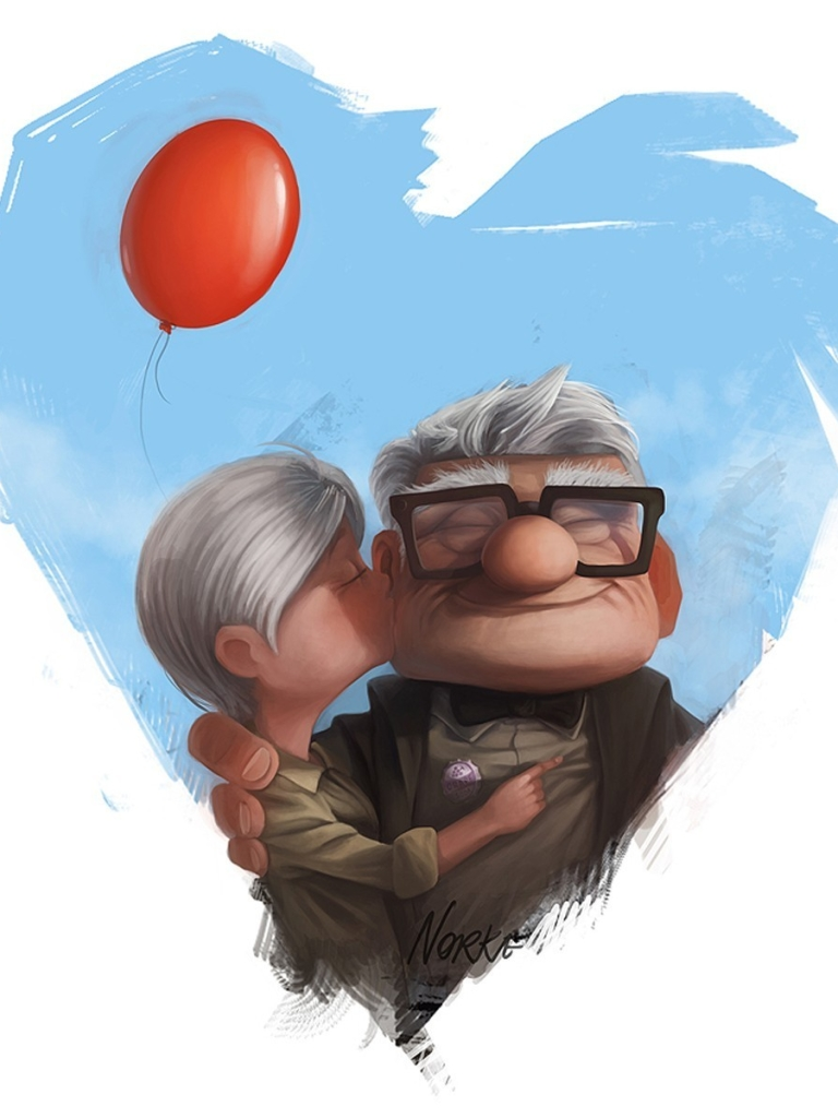 Movie Up 768x1024 Wallpaper Id 701684 Mobile Abyss