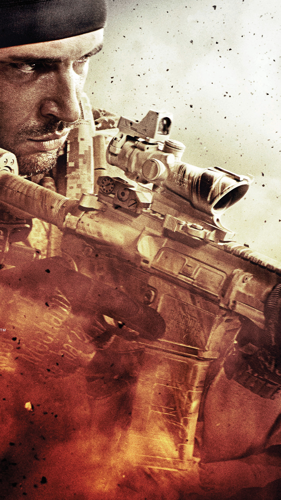 Video Game Medal Of Honor Warfighter 1080x1920 Wallpaper Id