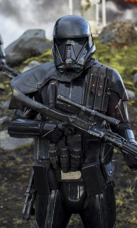 Movie Rogue One A Star Wars Story 480x800 Wallpaper Id 702577 Mobile Abyss