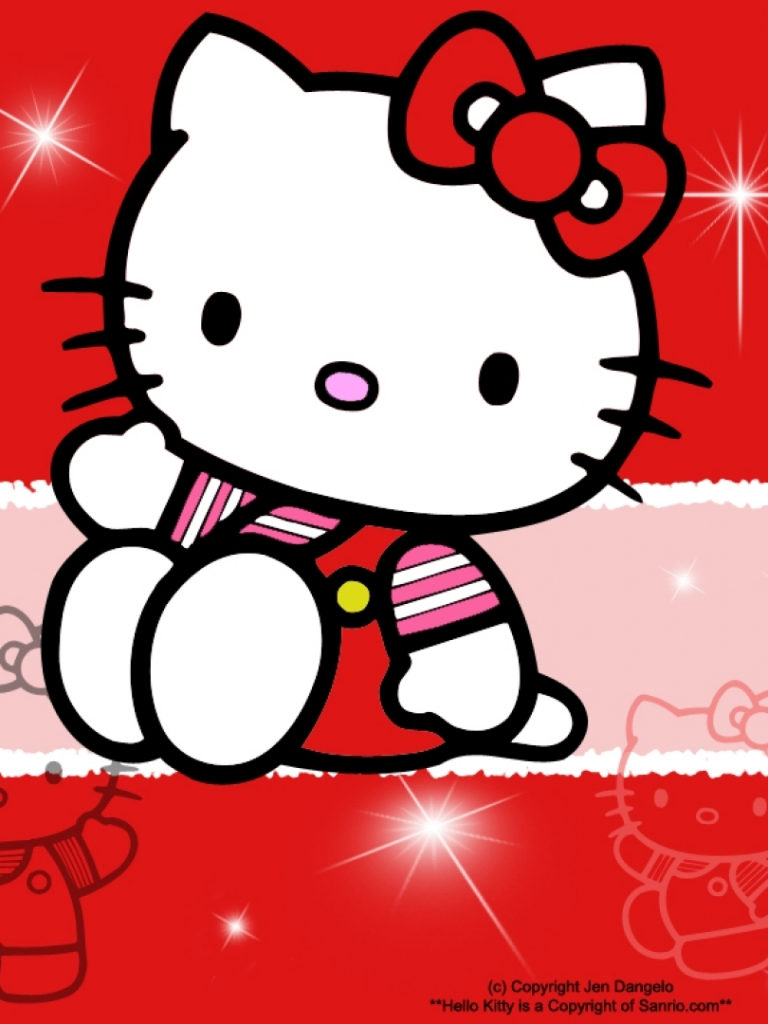 Anime Hello Kitty 768x1024 Wallpaper Id 703773 Mobile Abyss