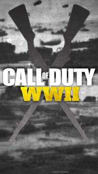 8 Call Of Duty Wwii Apple Iphone 5 640x1136 Wallpapers Mobile