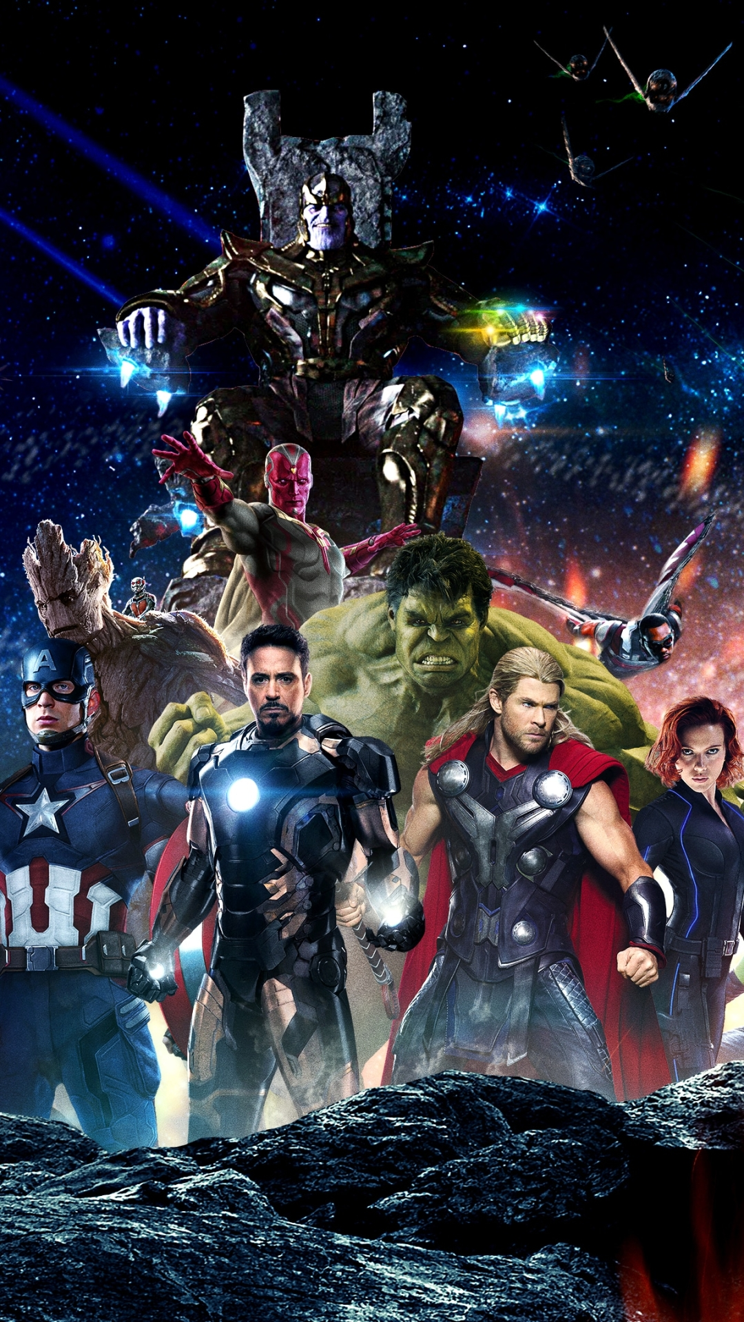 Avengers Infinity War Wallpaper - impremedia.net