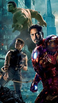232 The Avengers Samsung Galaxy Grand Prime 540x960 Wallpapers