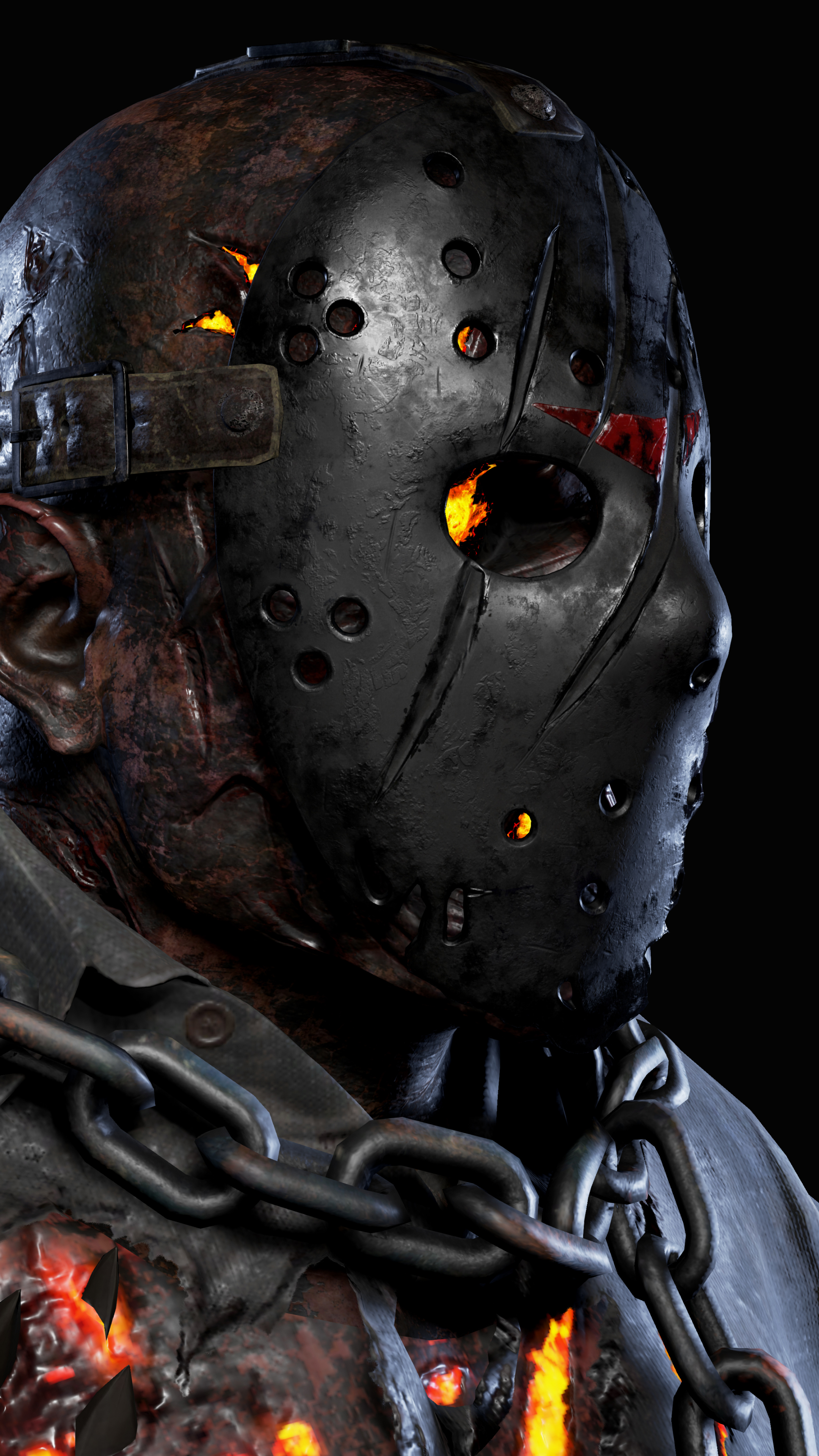Video Game Friday The 13th The Game 750x1334 Wallpaper Id