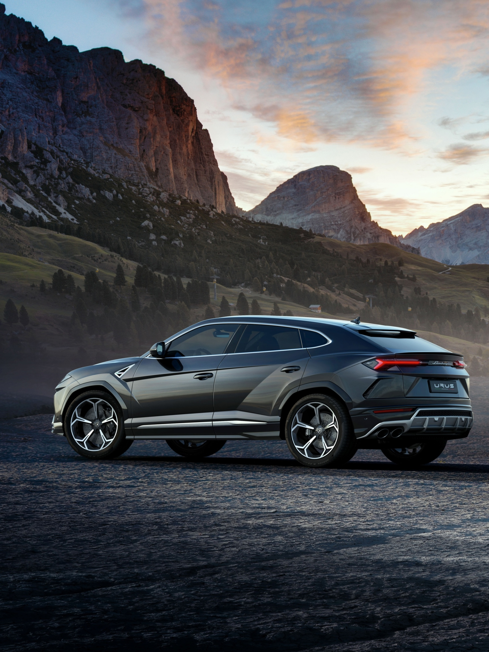 vehicles/lamborghini urus (768x1024) wallpaper id: 707214 - mobile abyss