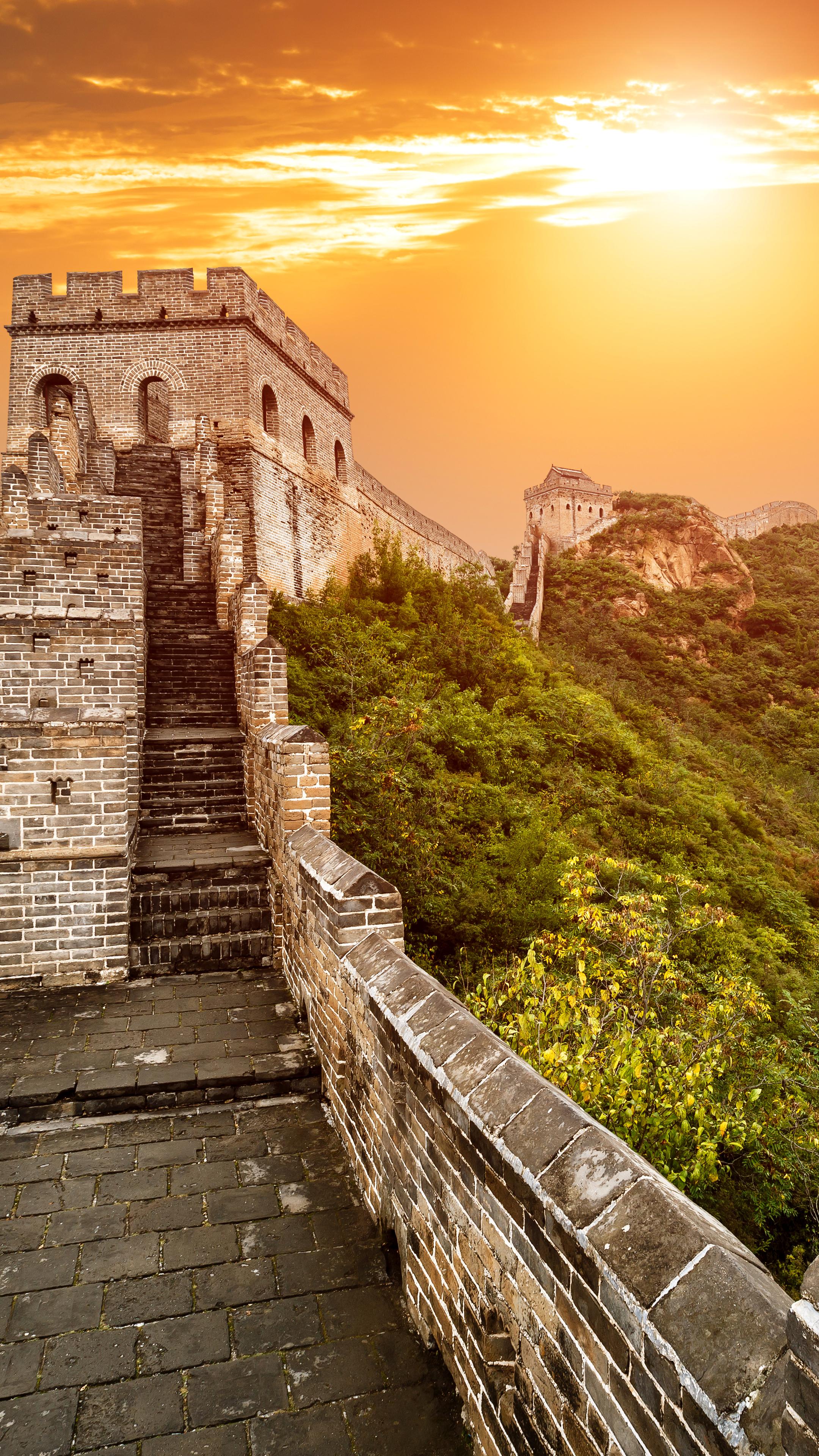 Tag: Man Made/Great Wall Of China (2160x3840) Wallpaper ID