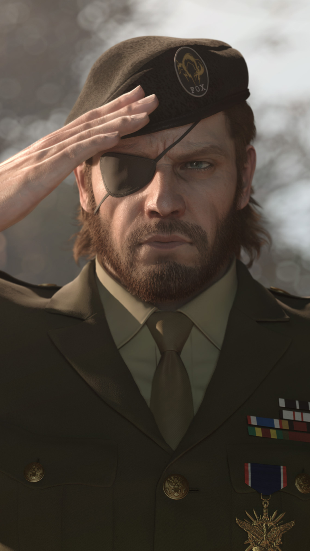 Video Game Metal Gear Solid 3 Snake Eater 1080x1920