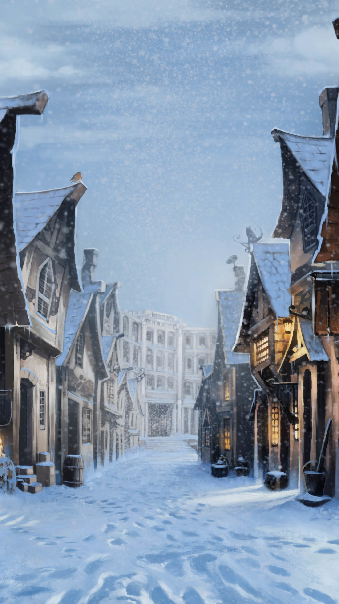 Good Wallpaper Harry Potter Snow - 707781  Graphic_56139.jpg