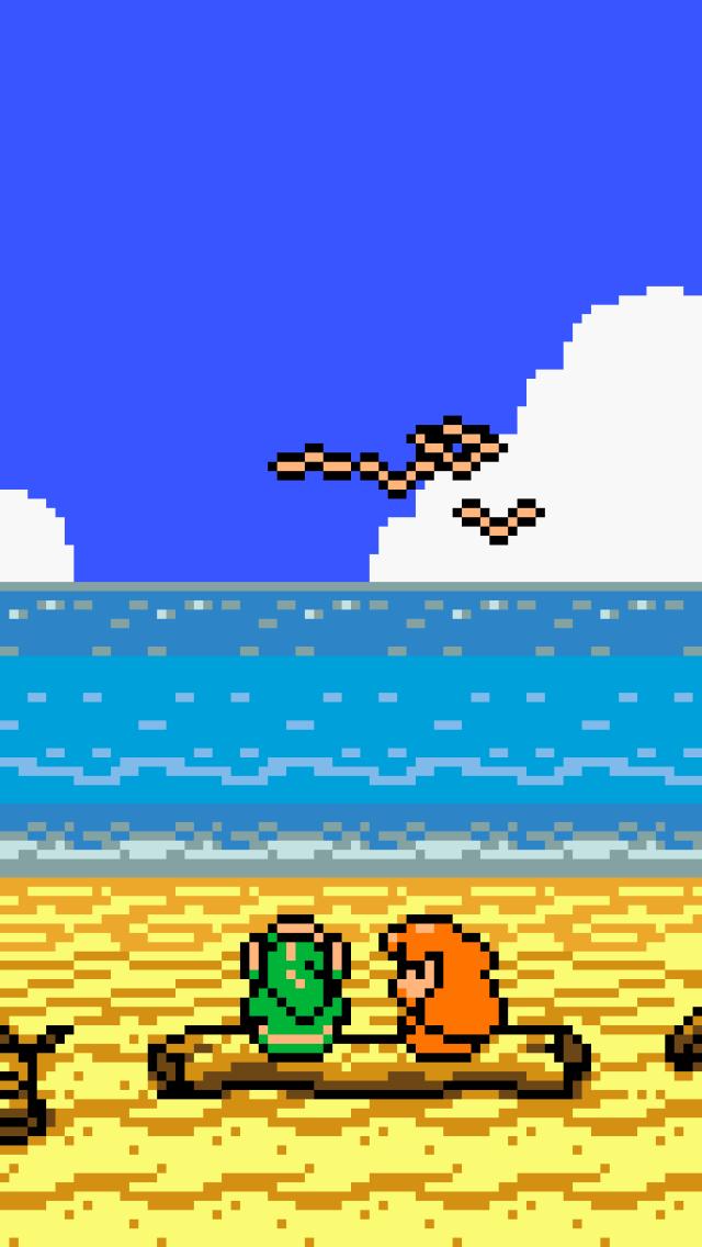 Video Gamethe Legend Of Zelda Links Awakening 640x1136