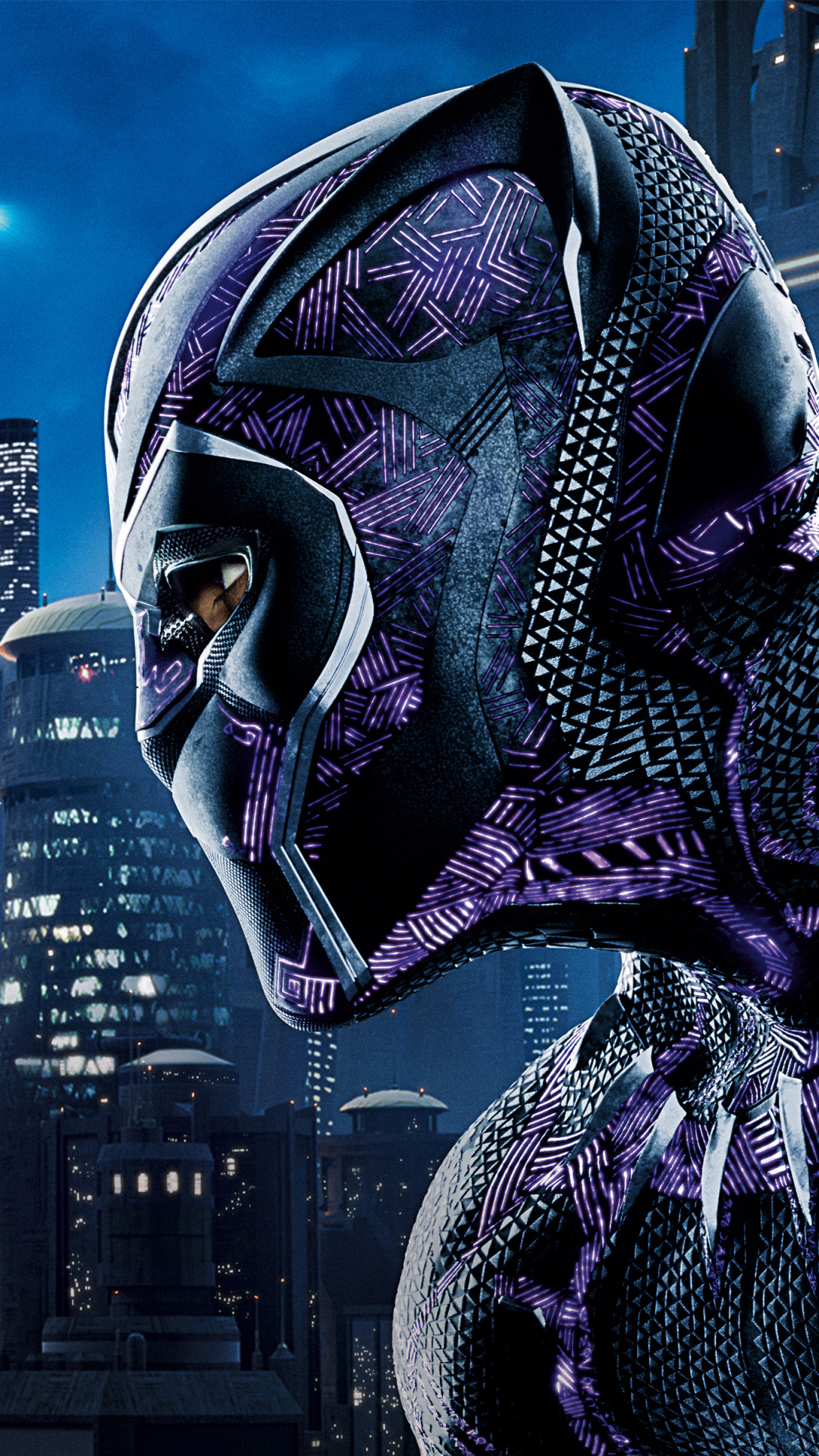 Movie Black Panther 1080x1920 Wallpaper Id 710106 Mobile Abyss