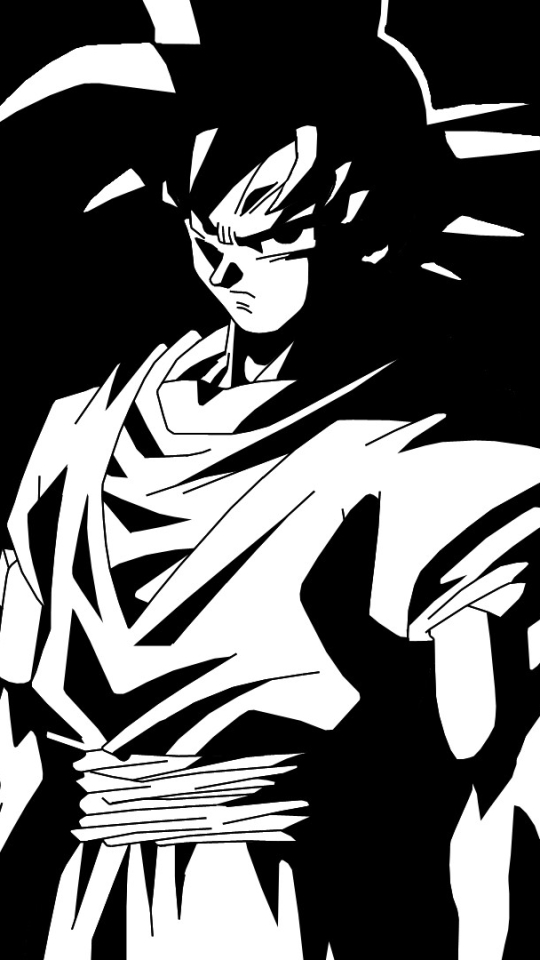 Anime dragon ball z 540x960 mobile wallpaper