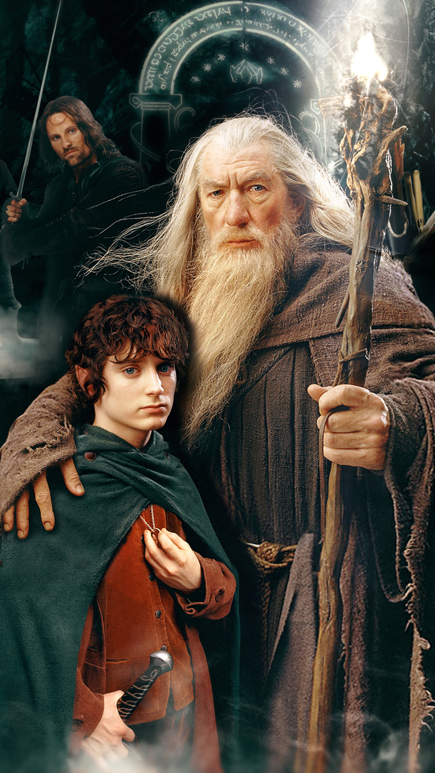 Moviethe Lord Of The Rings 1080x1920 Wallpaper Id 711417