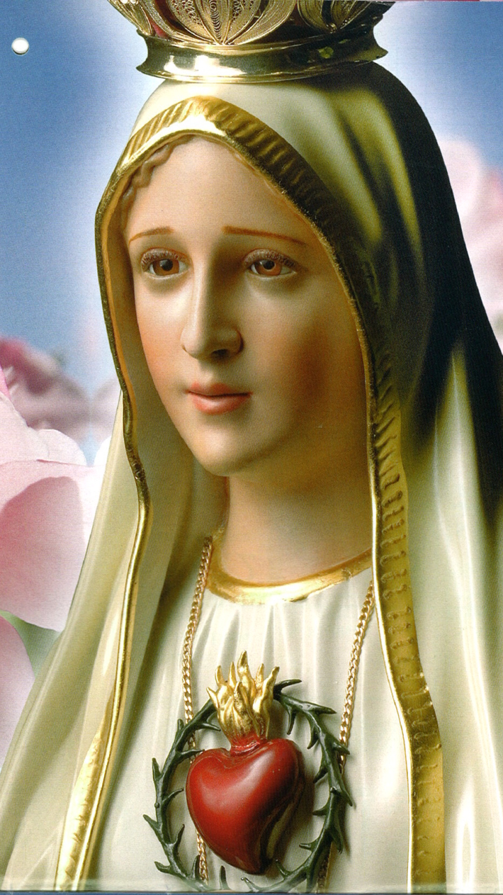 Religious Mary 720x1280 Wallpaper Id 711877 Mobile Abyss