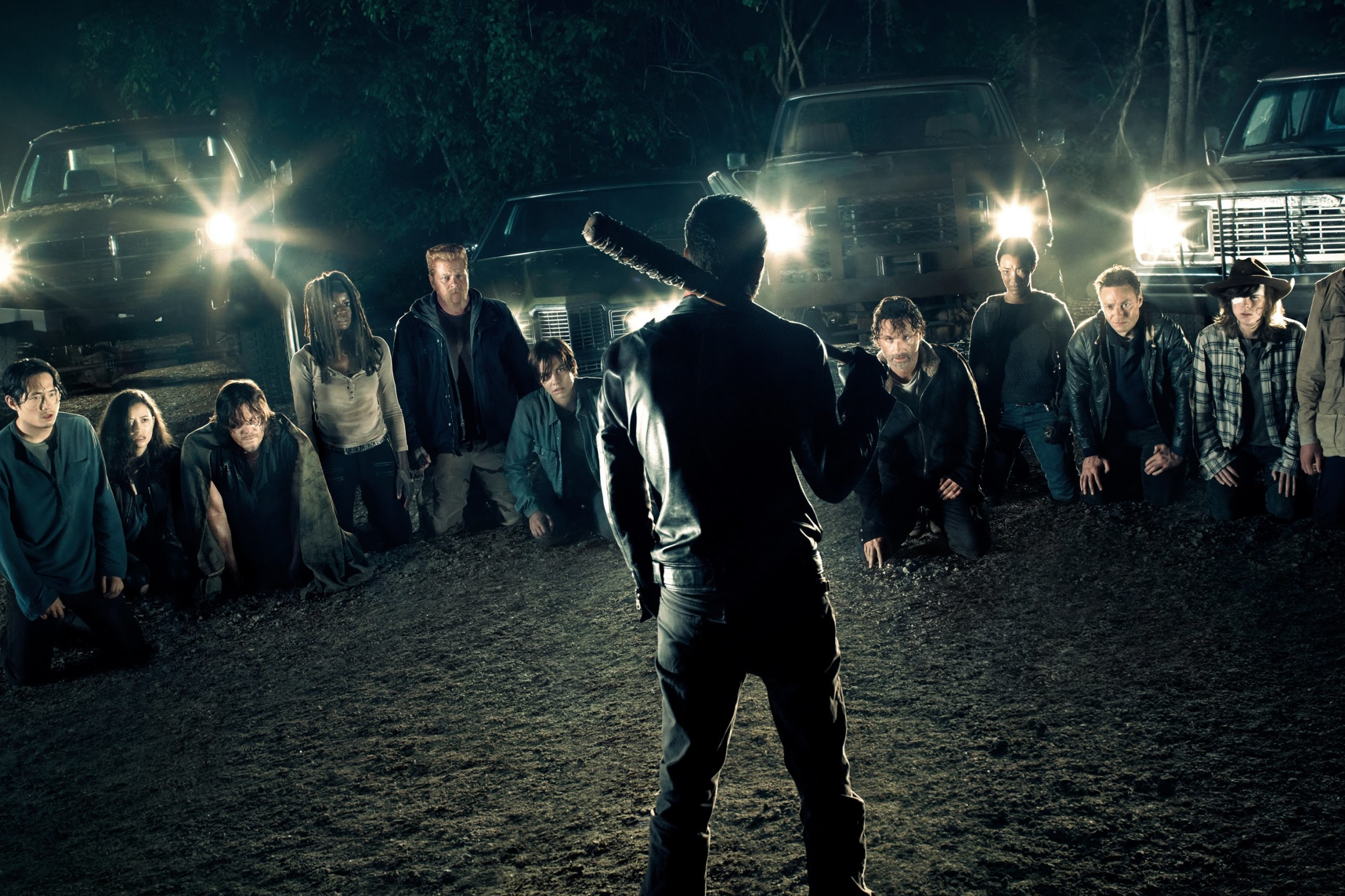 Tv Show The Walking Dead 2160x1440 Wallpaper Id 713146 Mobile