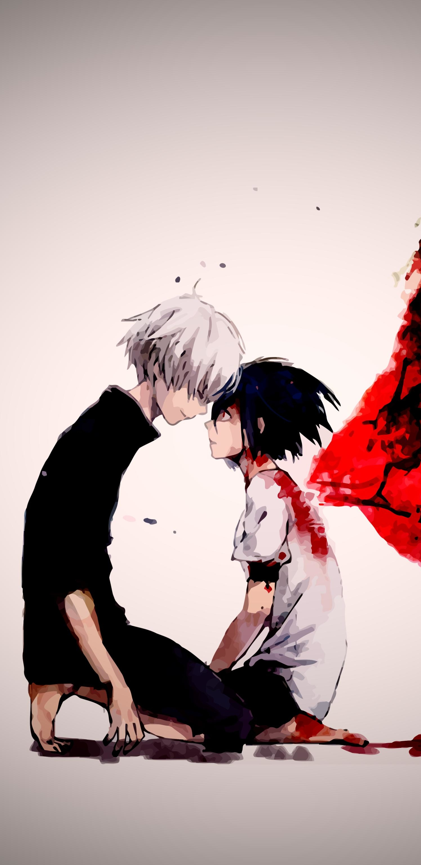 Anime Tokyo Ghoul 1440x2960 Wallpaper Id 714097 Mobile Abyss