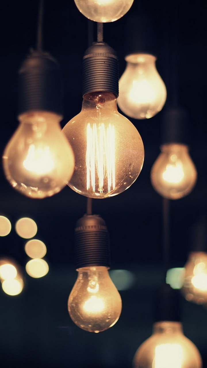 Man Made/Light Bulb (720x1280) Wallpaper ID: 714813 - Mobile Abyss