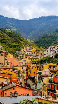 10 Cinque Terre Appleiphone 6 750x1334 Wallpapers