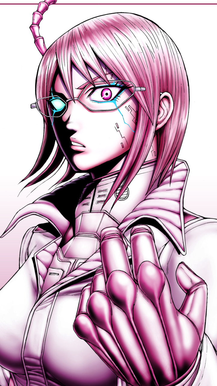 Animeterra Formars 720x1280 Wallpaper Id 715811 Mobile Abyss