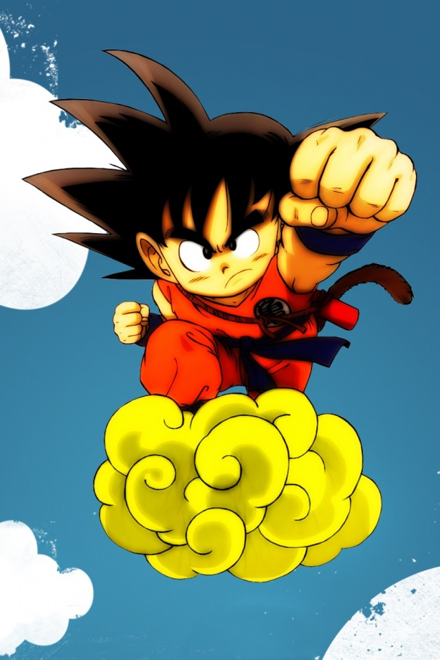 Anime Dragon Ball 640x960 Wallpaper ID 717362