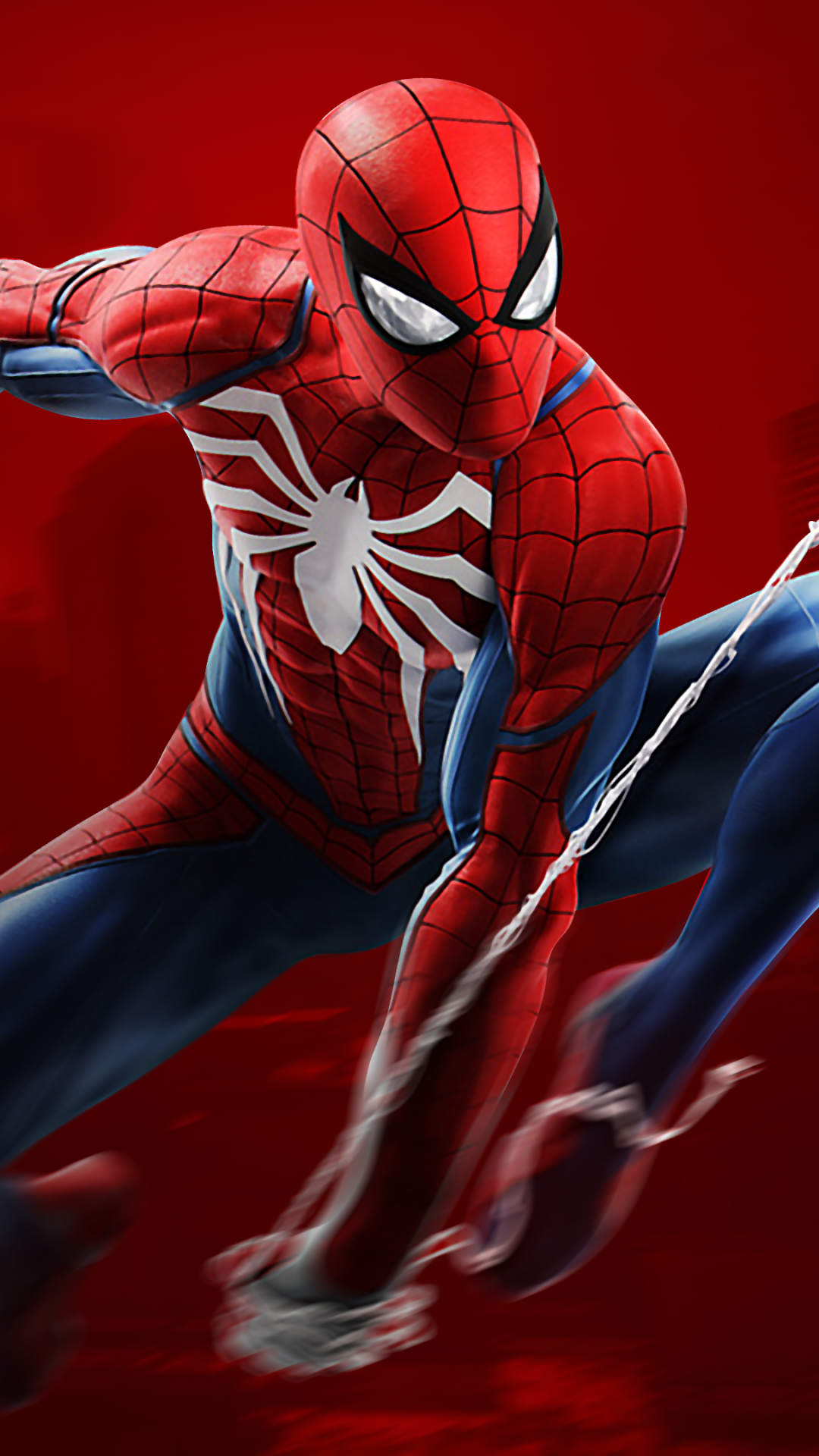 Video Game Spider Man Ps4 1080x1920 Wallpaper Id 718071