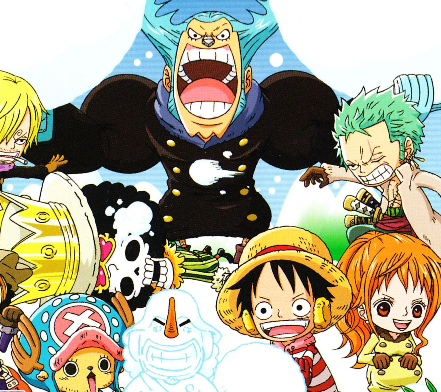 Anime One Piece 1440x1280 Wallpaper Id 720879 Mobile Abyss