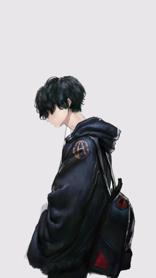 Anime Boy 540x960 Wallpaper Id 721673 Mobile Abyss