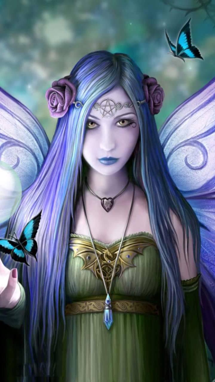 Fantasy Fairy 720x1280 Wallpaper ID 723172