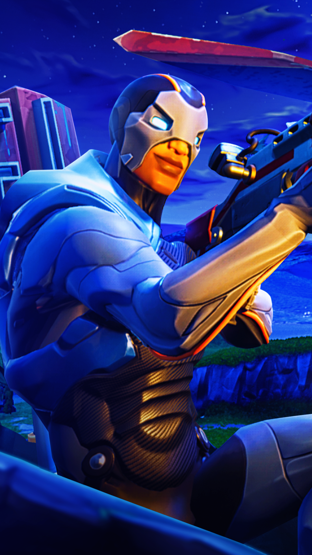 Video Game Fortnite 1080x1920 Wallpaper Id 723216 Mobile Abyss