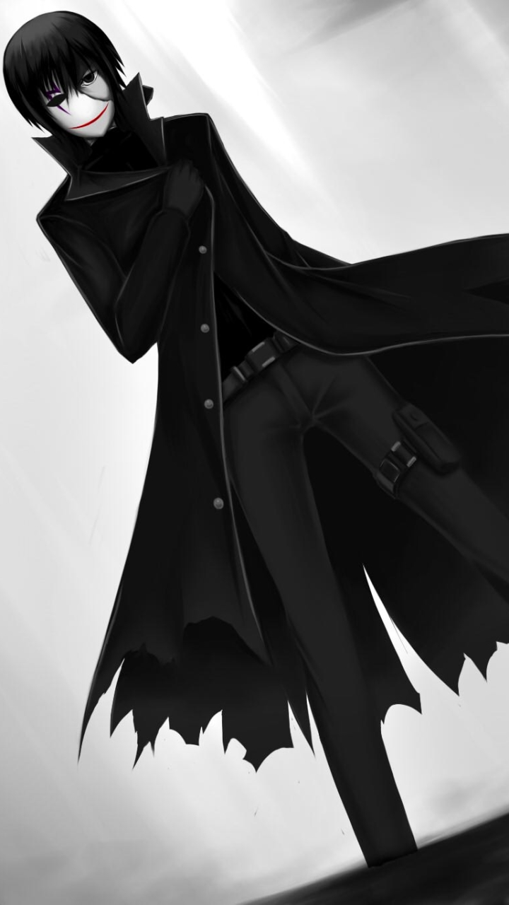 Anime Darker Than Black 720x1280 Wallpaper Id 723706 Mobile Abyss