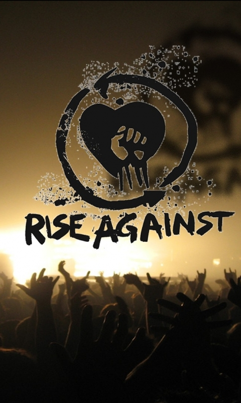 Music Rise Against 480x800 Wallpaper Id 72440 Mobile Abyss