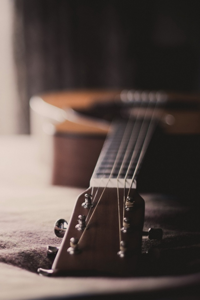 Music Guitar 640x960 Wallpaper Id 724944 Mobile Abyss