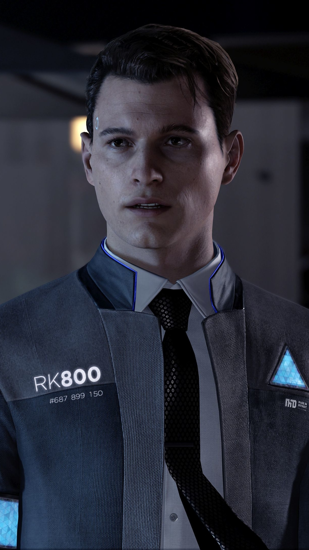 Video Game Detroit Become Human 1080x1920 Wallpaper Id 726469