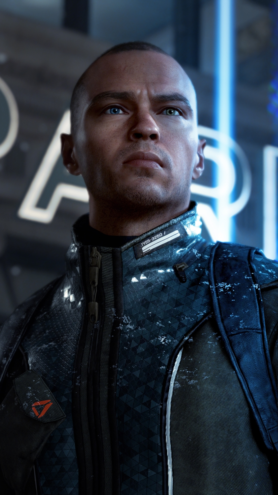 Video Game Detroit Become Human 1080x1920 Wallpaper Id 726470