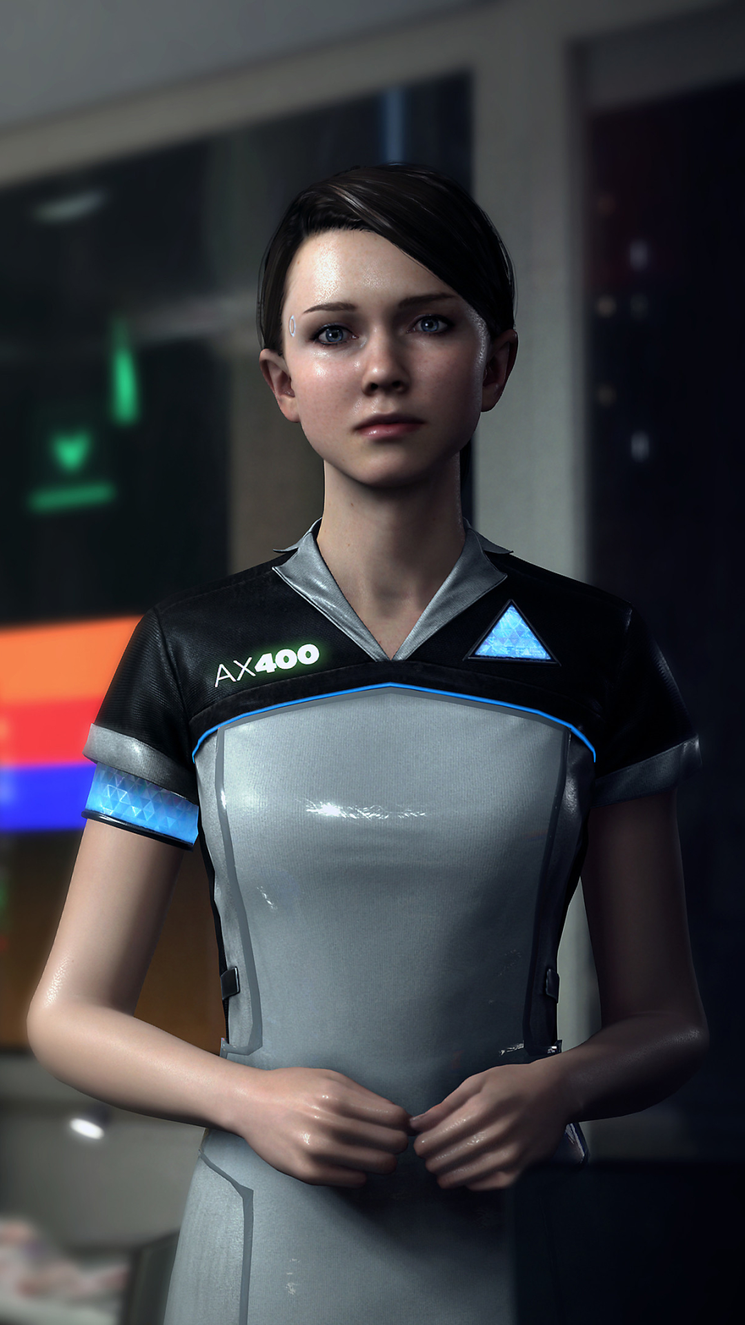 Video Game Detroit Become Human 1080x1920 Wallpaper Id 727269
